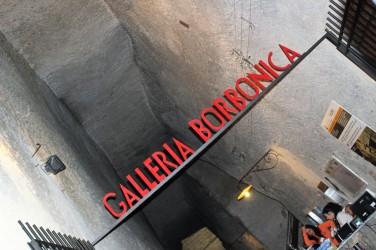 Napoli Galleria Borbonica