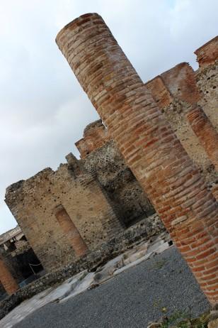 Napoli Pompei colonna
